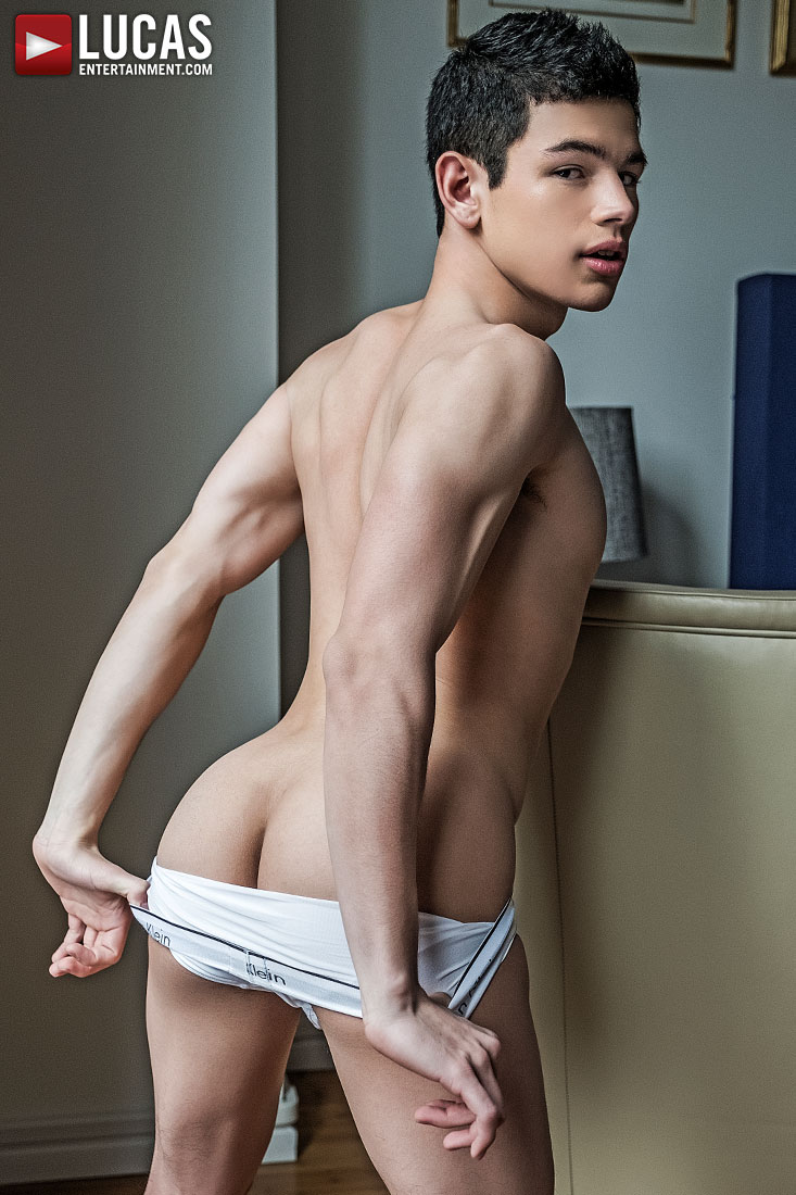 Ricky Verez - Gay Model - Lucas Entertainment