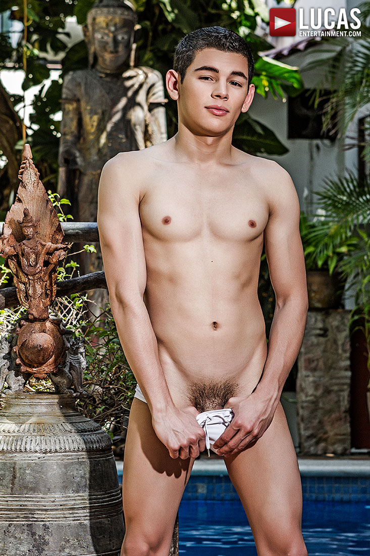 Ricky Verez - Gay Model - Lucas Entertainment