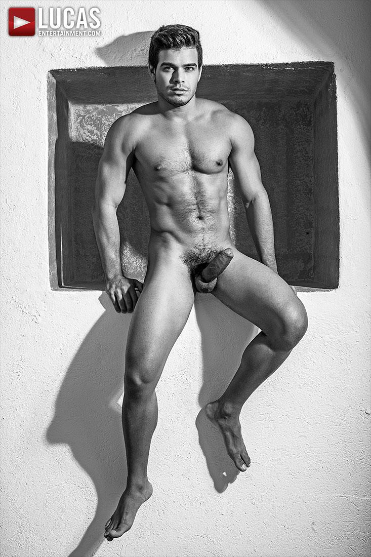 Rico Marlon - Gay Model - Lucas Entertainment