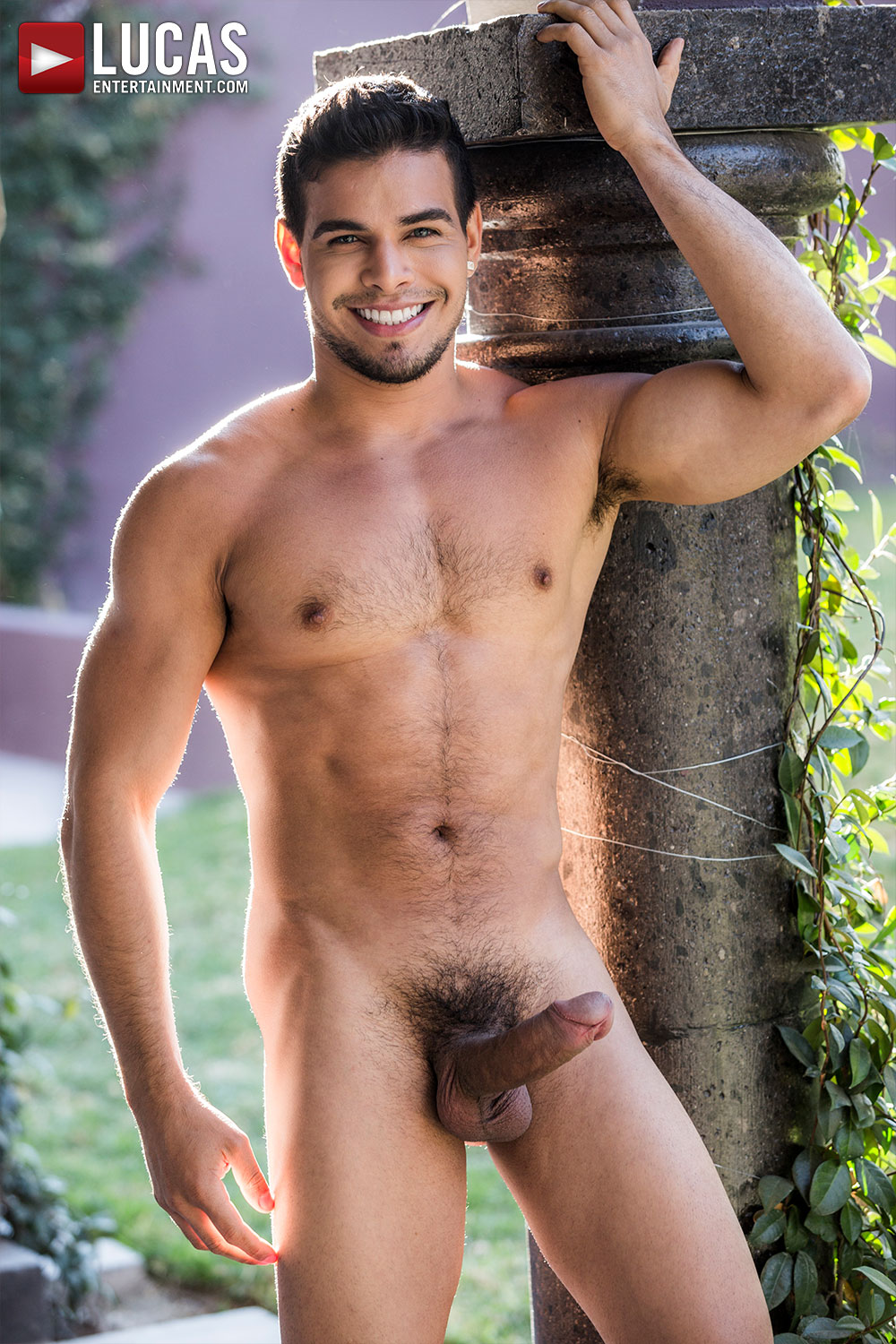 Rico Marlon - Gay Model - Lucas Entertainment
