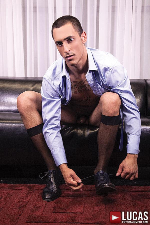 Rico Romero - Gay Model - Lucas Entertainment