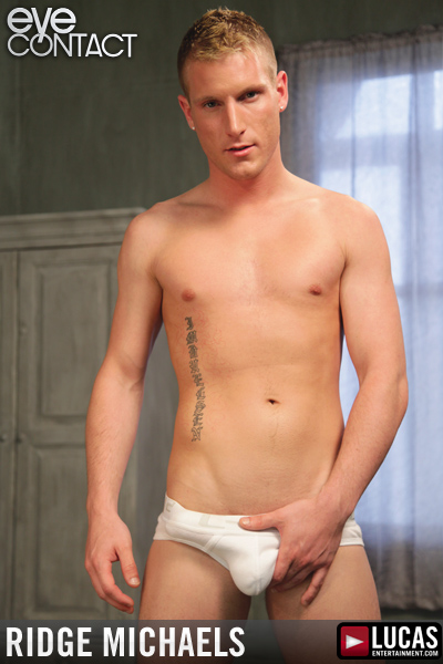 Ridge Michaels - Gay Model - Lucas Entertainment