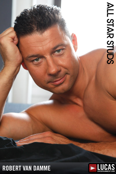Robert Van Damme - Gay Model - Lucas Entertainment