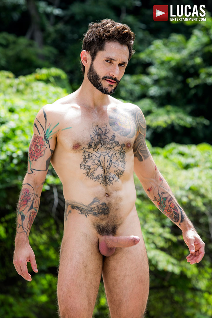 Rod Fogo - Gay Model - Lucas Entertainment