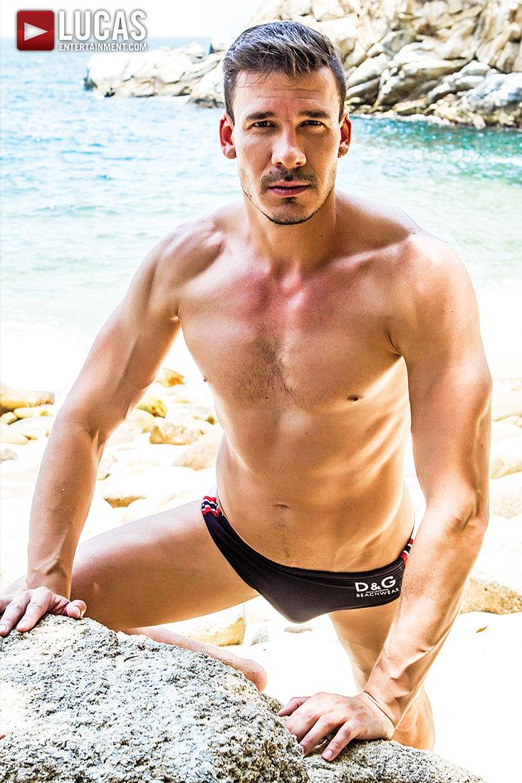 Roman Berman - Gay Model - Lucas Entertainment