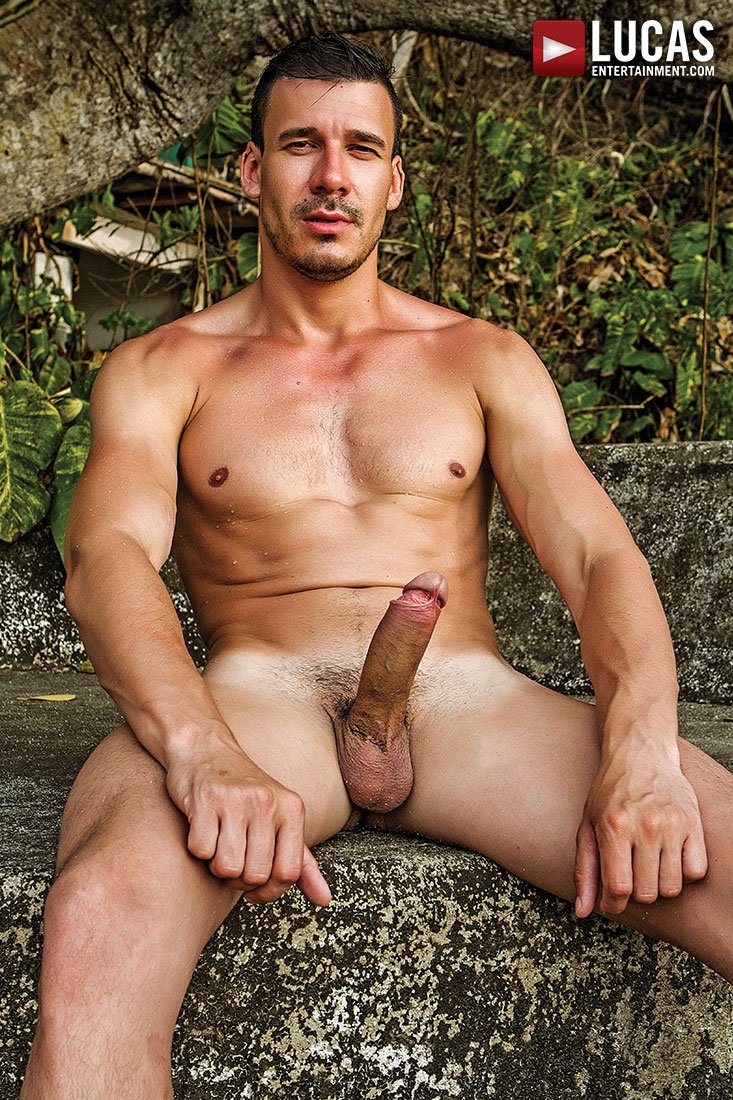 Roman Berman - Gay Model - Lucas Entertainment
