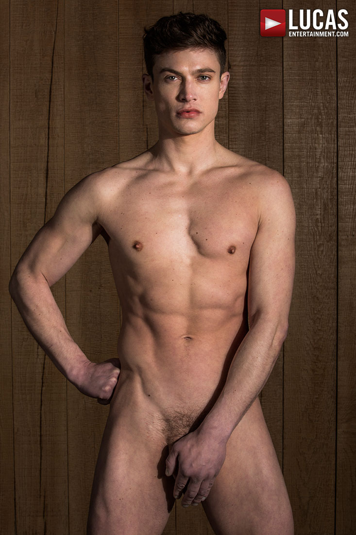 Ruslan Angelo - Gay Model - Lucas Entertainment