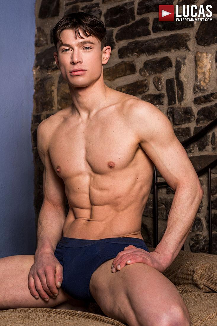Ruslan Angelo - Gay Model - Lucas Entertainment
