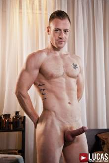 Saxton West - Gay Model - Lucas Entertainment