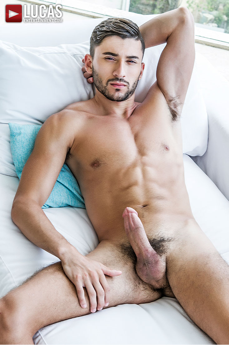 Scott DeMarco - Gay Model - Lucas Entertainment