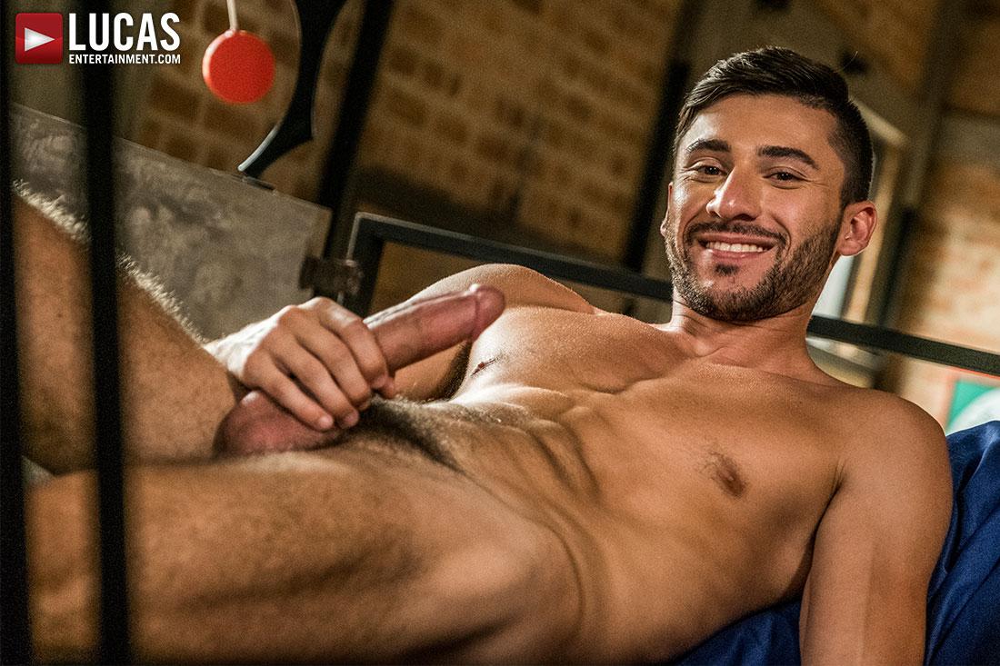 Scott DeMarco - Gay Model - Lucas Entertainment