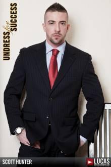 Scott Hunter - Gay Model - Lucas Entertainment