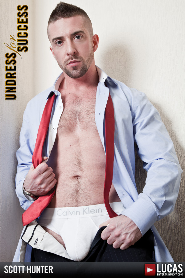 Scott Hunter - Gay Model - Lucas Entertainment