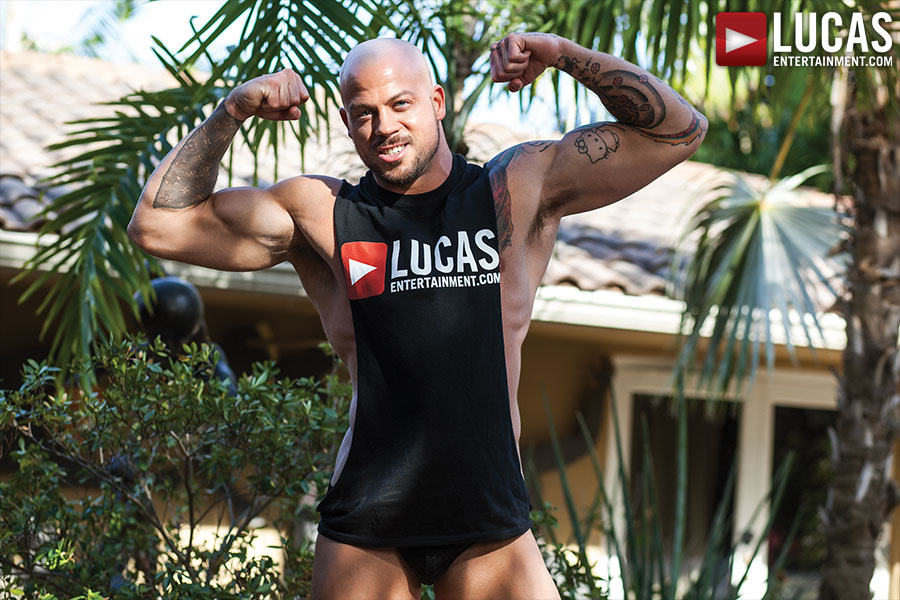 Sean Duran - Gay Model - Lucas Entertainment