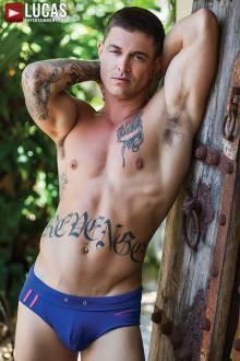 Sebastian Young - Gay Model - Lucas Entertainment
