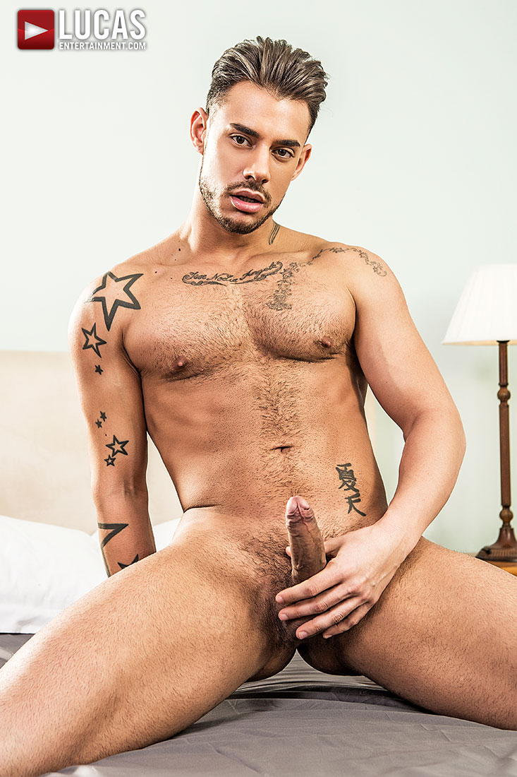 Sergyo - Gay Model - Lucas Entertainment