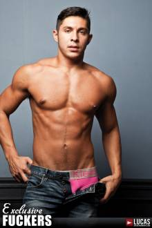 Seth Treston - Gay Model - Lucas Entertainment