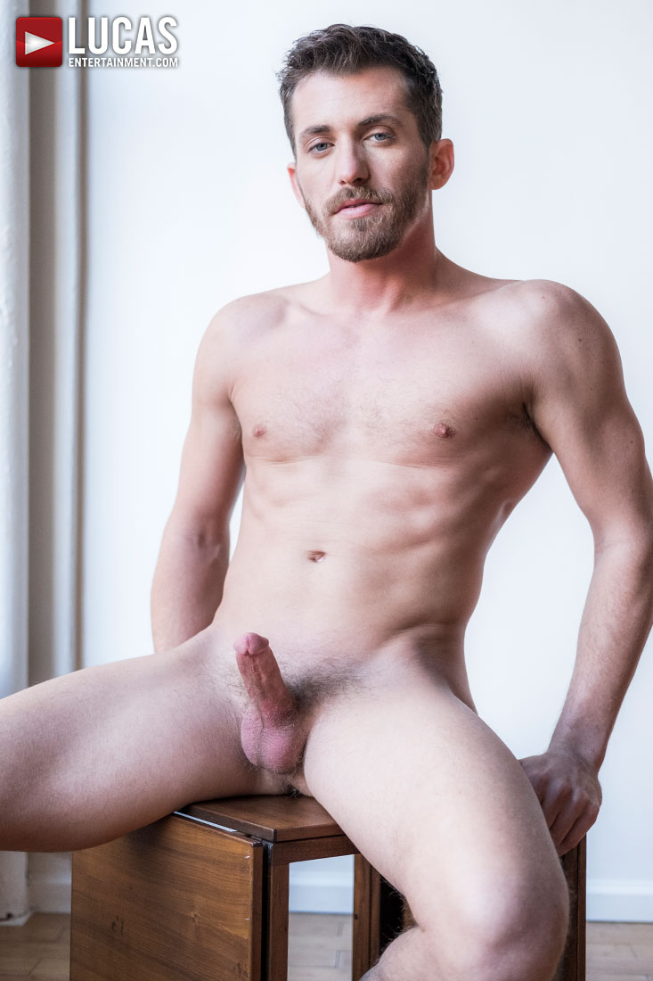 Shawn Andrews - Gay Model - Lucas Entertainment
