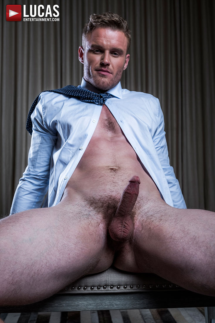 Shawn Reeve - Gay Model - Lucas Entertainment