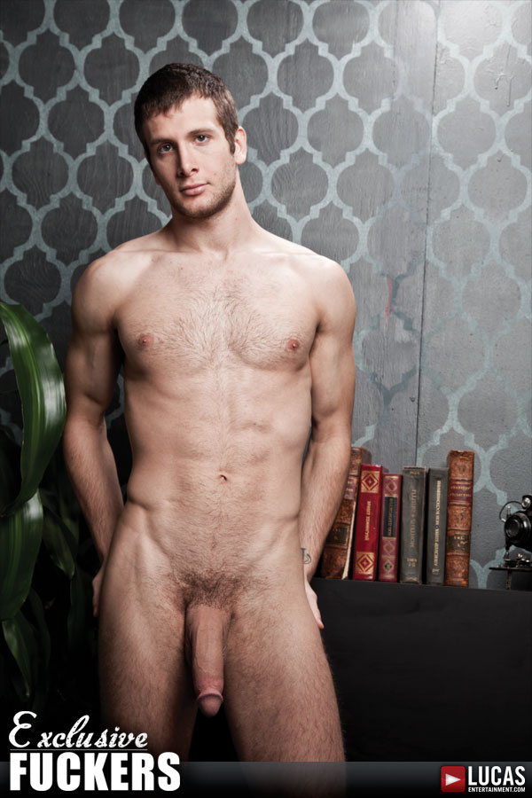 Spencer Fox - Gay Model - Lucas Entertainment