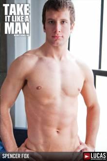 Spencer Fox - Gay Model - Lucas Entertainment