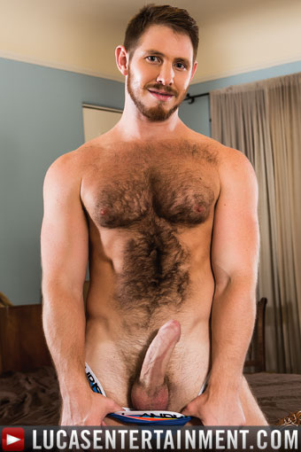 Masculine gay cock