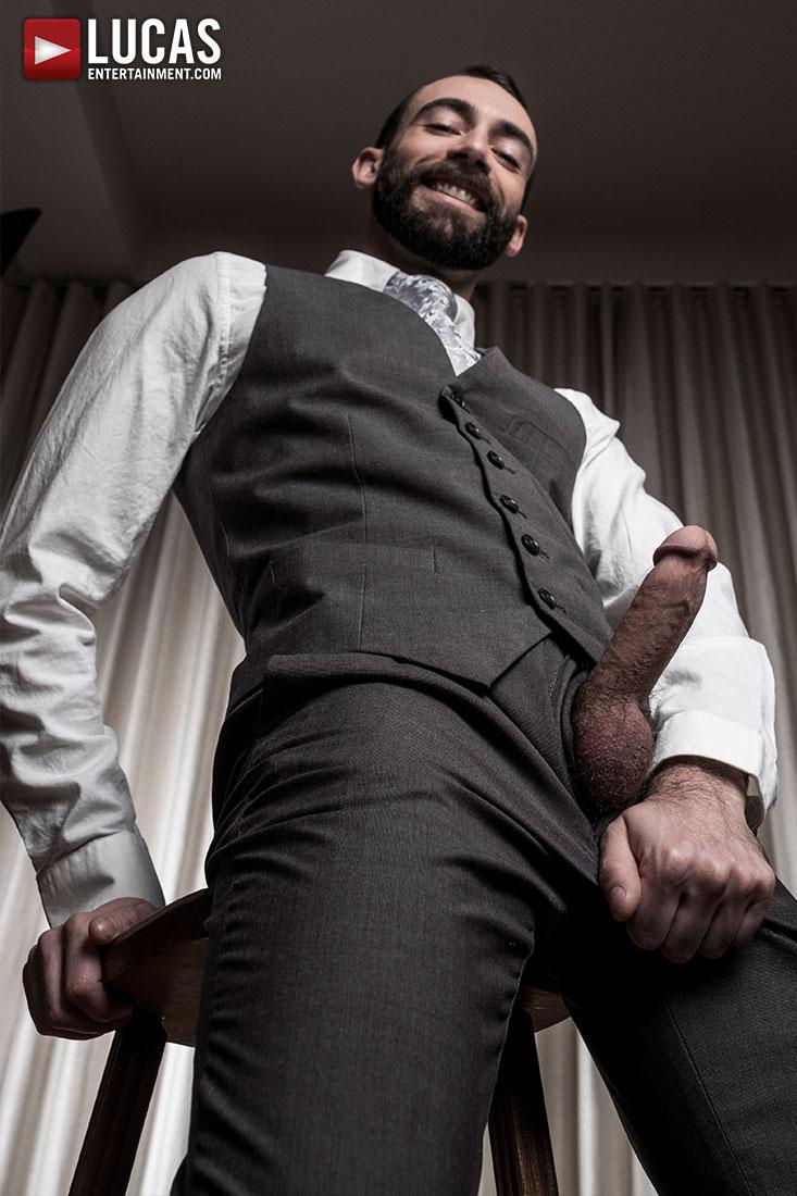 Stephen Harte - Gay Model - Lucas Entertainment
