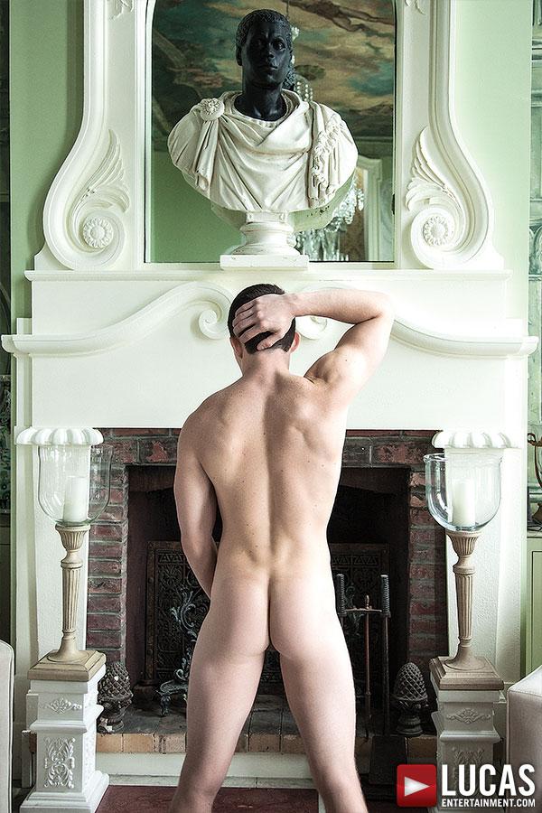 Tanner Bradley - Gay Model - Lucas Entertainment