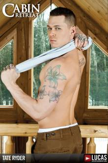 Tate Ryder - Gay Model - Lucas Entertainment