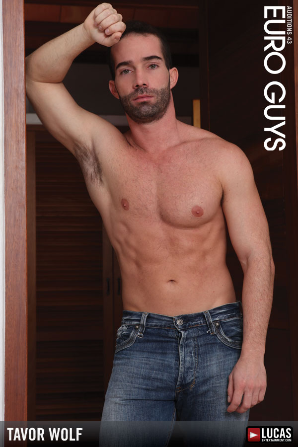 Tavor Wolf - Gay Model - Lucas Entertainment