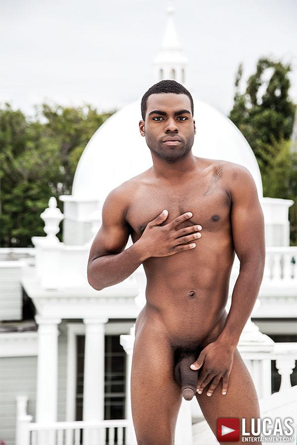 Taye Knight - Gay Model - Lucas Entertainment