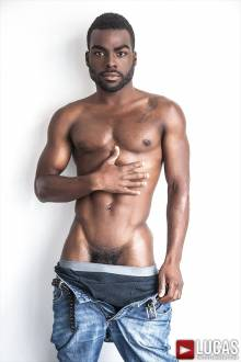 Taye Knight - Gay Model - Lucas Entertainment