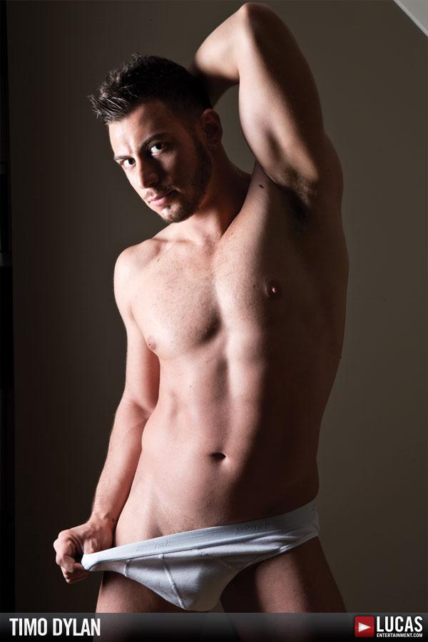 Timo Dylan - Gay Model - Lucas Entertainment