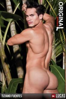 Tiziano Fuentes - Gay Model - Lucas Entertainment