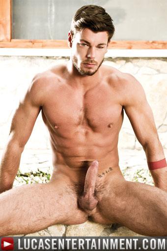 Black male model porn