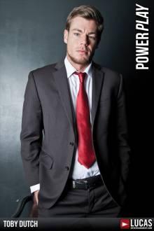 Toby Dutch - Gay Model - Lucas Entertainment