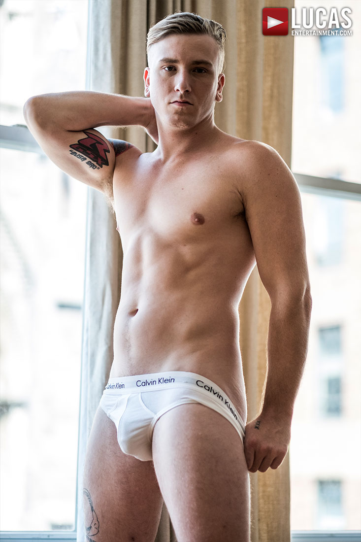 Tom Faulk - Gay Model - Lucas Entertainment