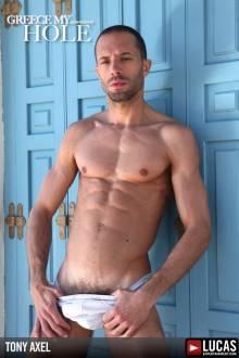 Tony Axel - Gay Model - Lucas Entertainment