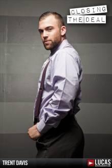 Trent Davis - Gay Model - Lucas Entertainment