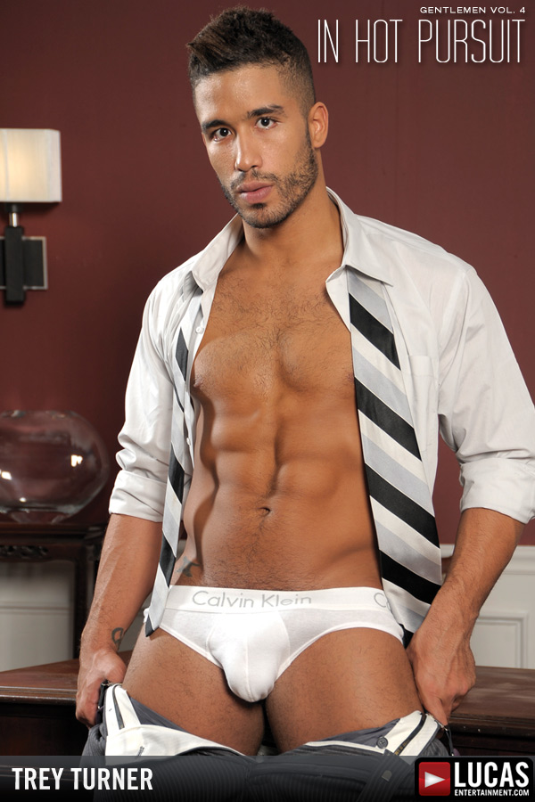 Trey Turner - Gay Model - Lucas Entertainment