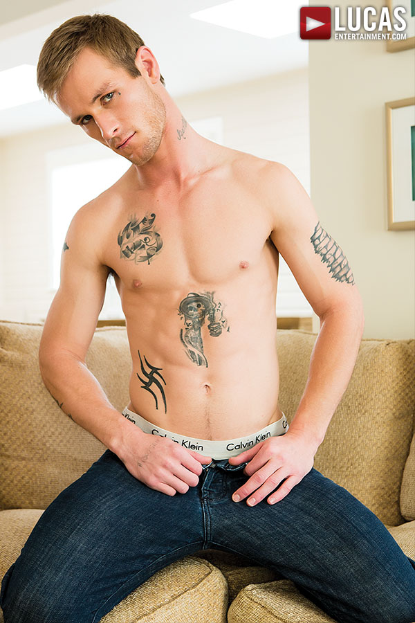 Trey Williams - Gay Model - Lucas Entertainment