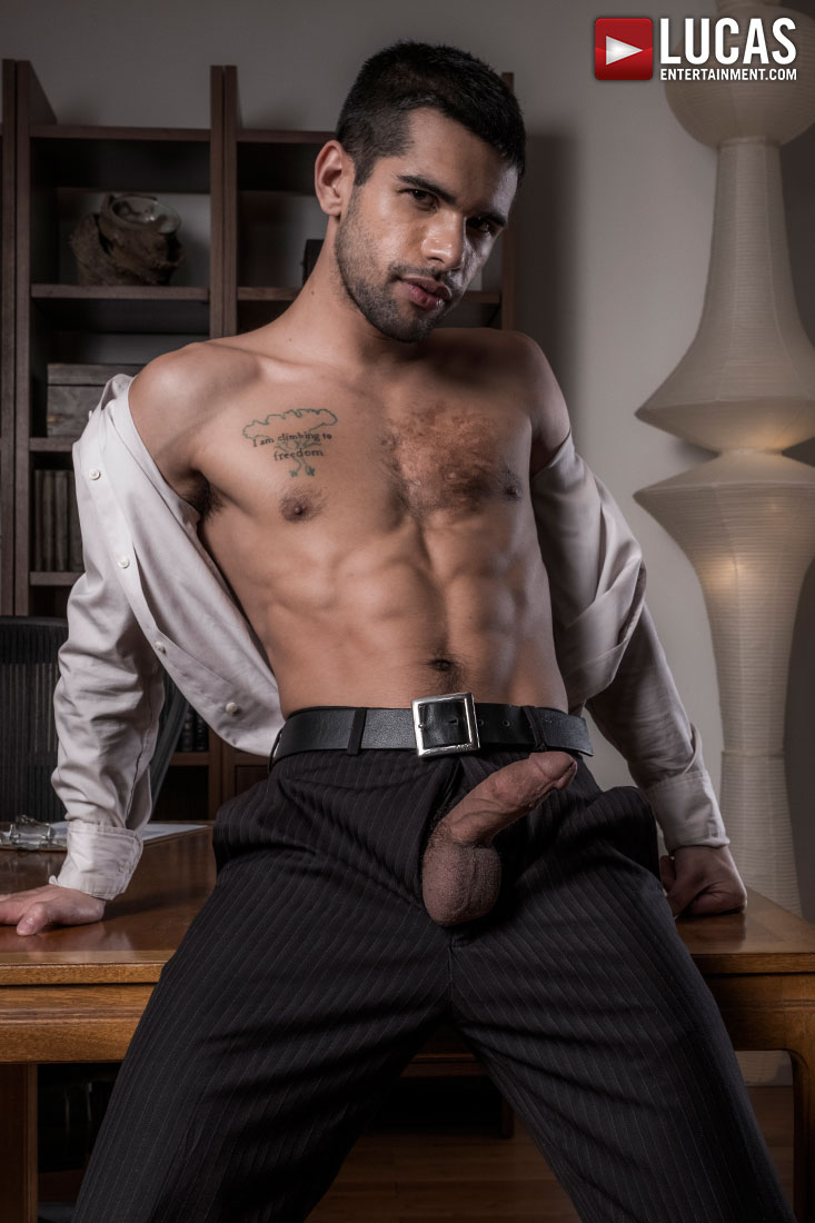 Ty Mitchell - Gay Model - Lucas Entertainment