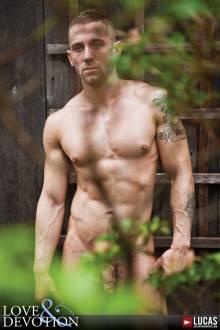 Tyler Wolf - Gay Model - Lucas Entertainment