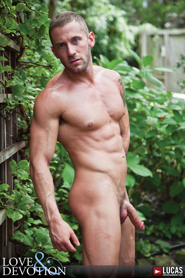 Tyler Wolf - Gay Model - Lucas Entertainment