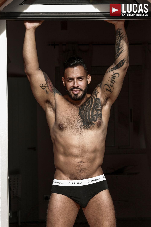 Viktor Rom - Gay Model - Lucas Entertainment