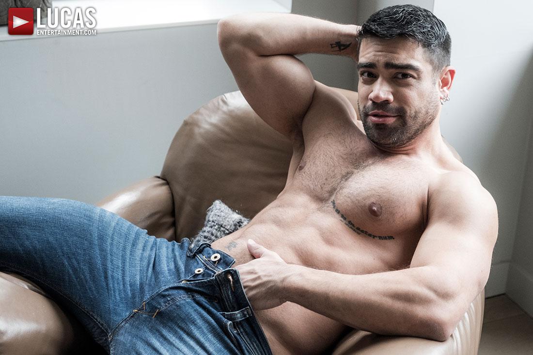 Wagner Vittoria - Gay Model - Lucas Entertainment