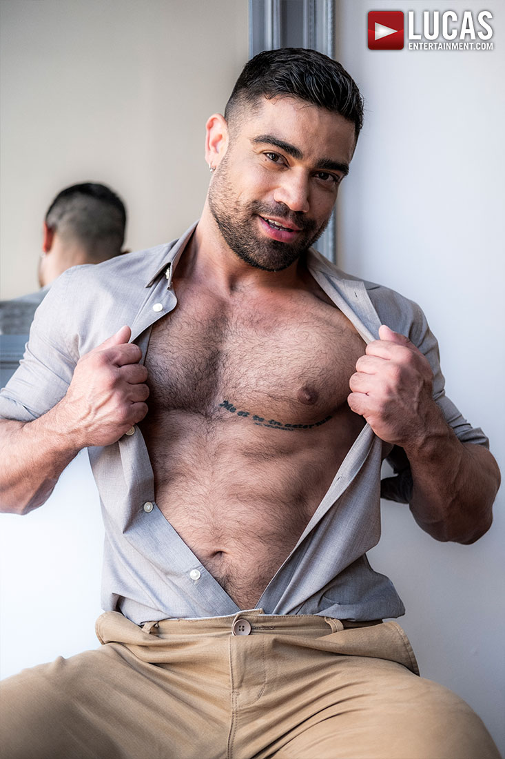 Wagner Vittoria - Gay Model - Lucas Entertainment