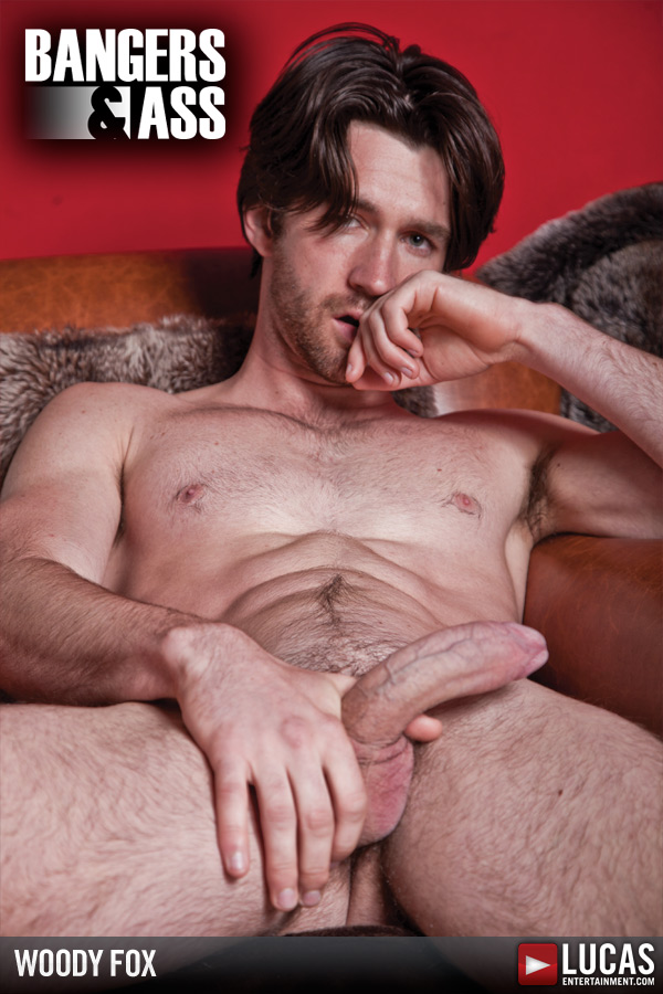 Woody Fox - Gay Model - Lucas Entertainment