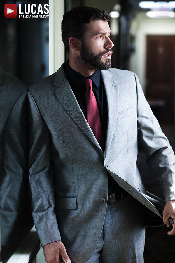 Xavier Jacobs - Gay Model - Lucas Entertainment