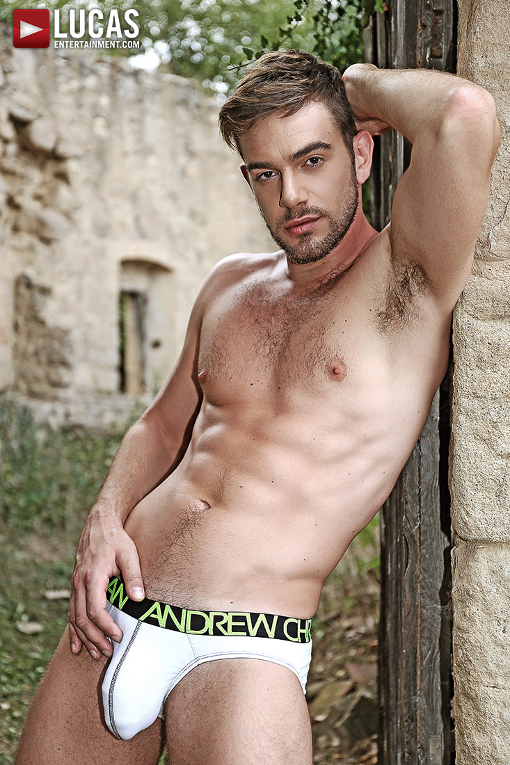 Zander Craze - Gay Model - Lucas Entertainment